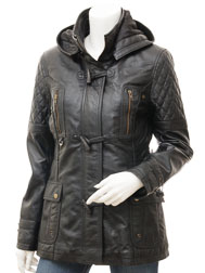 Ladies Leather Jackets | Womens Leather Jackets | Caine Leather
