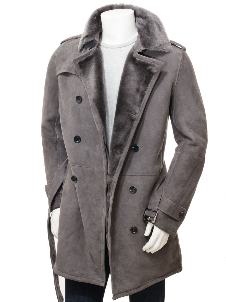 How to choose sheepskin coat