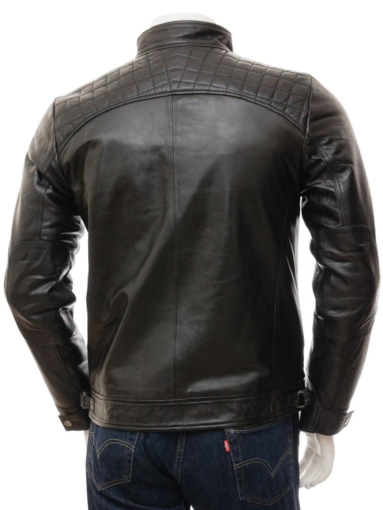 Plus Size Biker Jacket